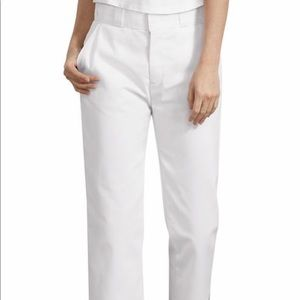 Brand New Dickies/Urban Outfitters White Pants